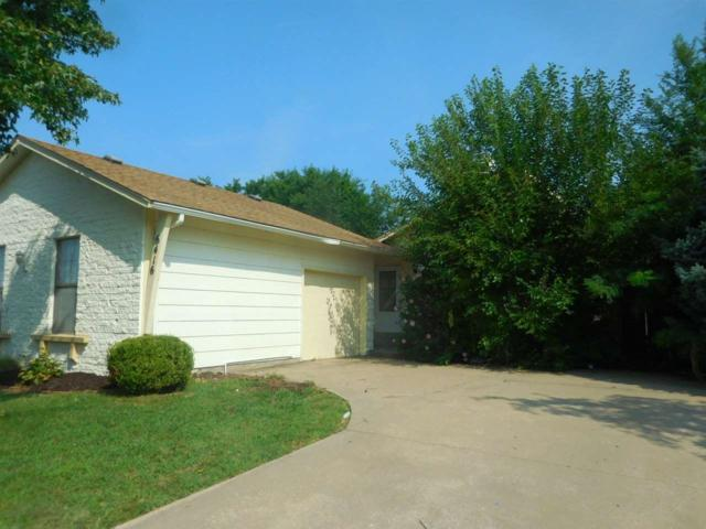 6416 E Rodeo St, Bel Aire, KS 67226 (MLS #560847) :: On The Move