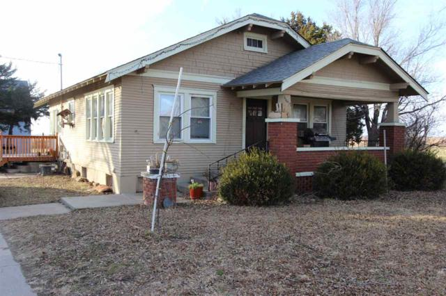 11457 SE Waie St, Beaumont, KS 67012 (MLS #560852) :: On The Move