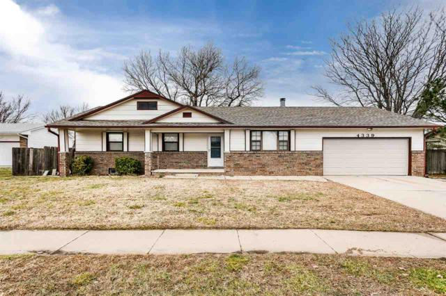 4339 N Stratford Ct, Bel Aire, KS 67226 (MLS #560856) :: On The Move