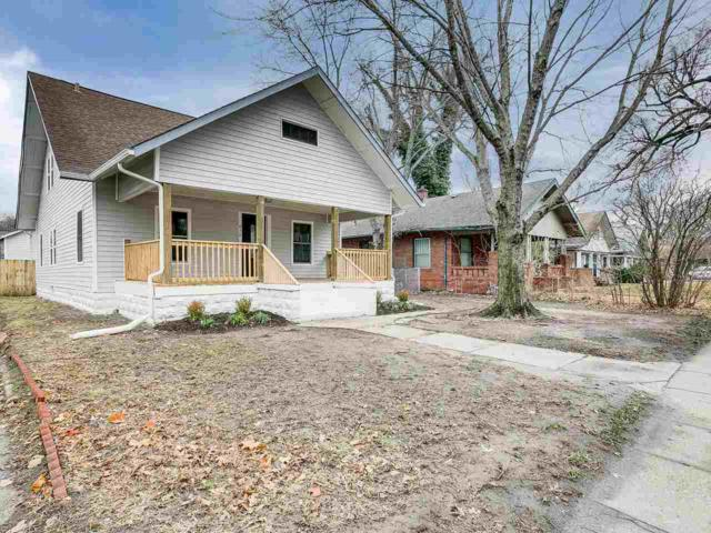 852 N Carter St, Wichita, KS 67203 (MLS #560876) :: Wichita Real Estate Connection