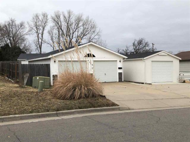 4133 E Wildflower Ct, Wichita, KS 67210 (MLS #561055) :: Wichita Real Estate Connection