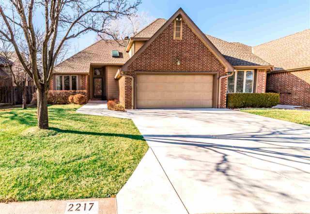 2217 N Penstemon St, Wichita, KS 67226 (MLS #561129) :: On The Move