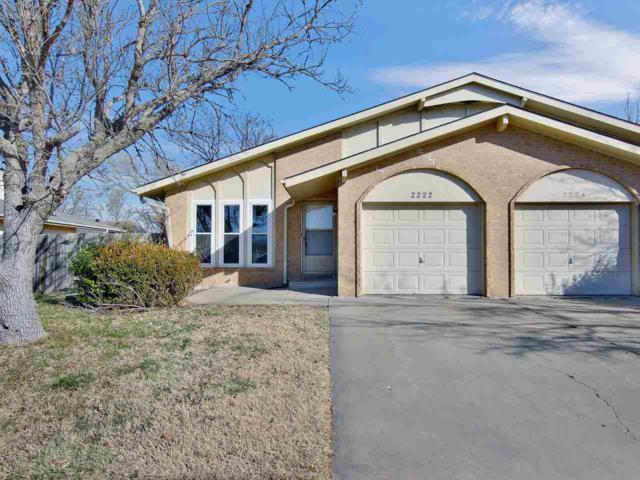 2222 S White Oak Dr, Wichita, KS 67207 (MLS #561164) :: On The Move