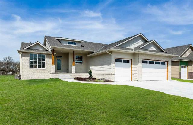 2810 E Mantane Cir, Wichita, KS 67219 (MLS #561168) :: On The Move