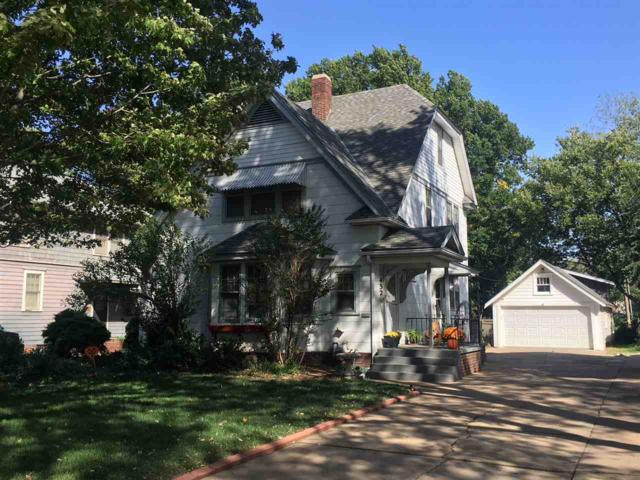 432 S Fountain St., Wichita, KS 67218 (MLS #561191) :: Wichita Real Estate Connection