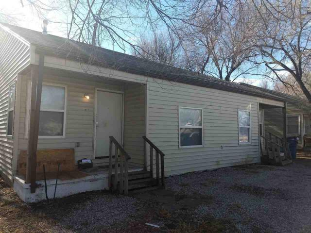 2059 E 9th St North, Wichita, KS 67214 (MLS #561229) :: On The Move