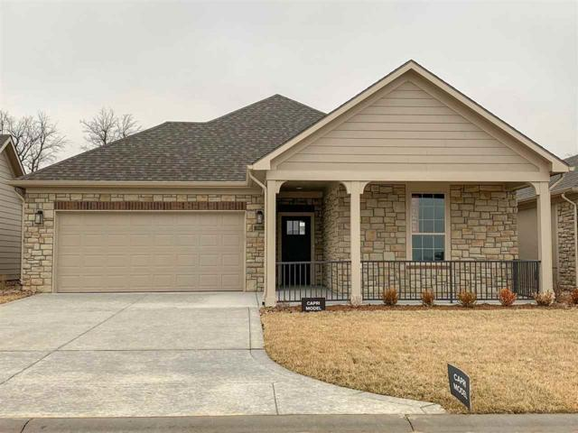 7810 E Turquoise Trail Capri Model, Bel Aire, KS 67226 (MLS #561254) :: Lange Real Estate