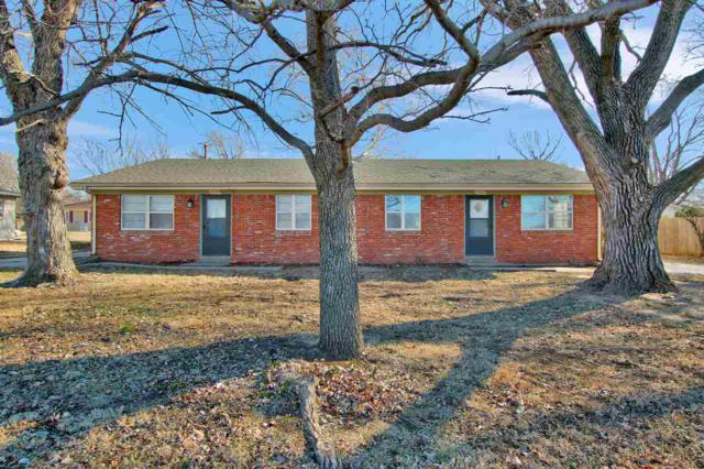 320/324 S Tracy, Clearwater, KS 67213 (MLS #561272) :: On The Move