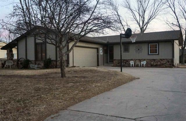 231 E Nancy St, Clearwater, KS 67026 (MLS #561315) :: Graham Realtors