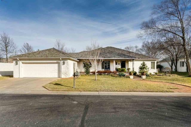 1440 N Gatewood St #50, Wichita, KS 67206 (MLS #561333) :: On The Move
