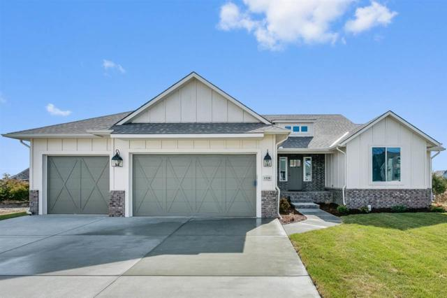 1328 N Shadow Rock Dr, Andover, KS 67002 (MLS #561365) :: On The Move