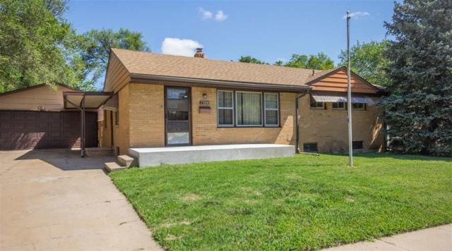 7308 E Lincoln St., Wichita, KS 67207 (MLS #561454) :: Pinnacle Realty Group