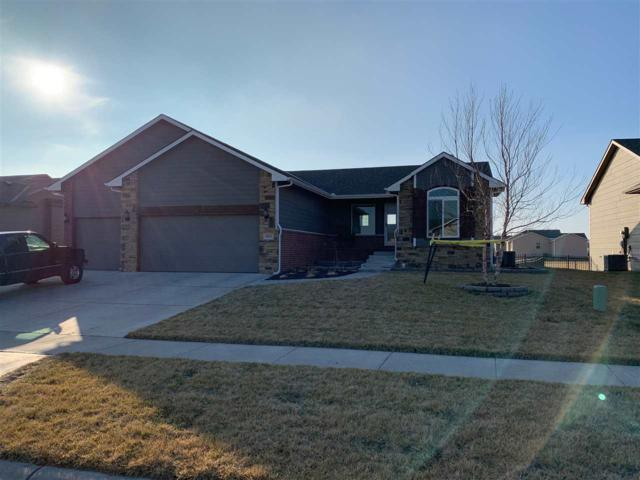 4423 N Cassie St, Maize, KS 67101 (MLS #561502) :: Wichita Real Estate Connection