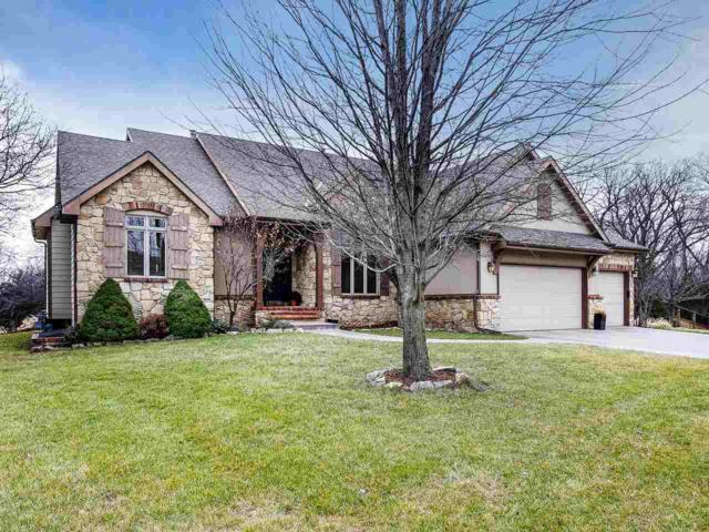 237 Pine Creek, Rose Hill, KS 67133 (MLS #561504) :: Graham Realtors