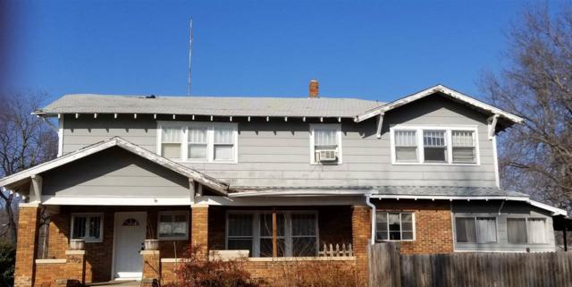 302 N 4th St, Arkansas City, KS 67005 (MLS #561505) :: On The Move