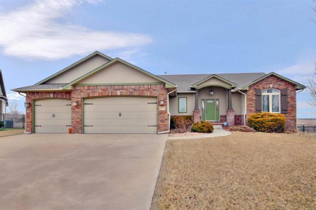 2531 N Ridgehurst, Wichita, KS 67228 (MLS #561578) :: On The Move