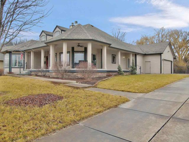513 N Valley Creek Dr, Valley Center, KS 67147 (MLS #561647) :: Graham Realtors