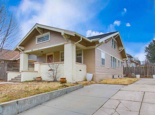 410 N Clifton, Wichita, KS 67208 (MLS #561738) :: On The Move