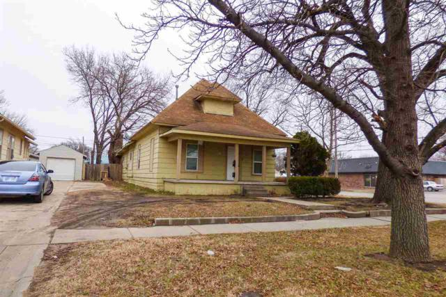 1150 S Ida St, Wichita, KS 67211 (MLS #561770) :: On The Move