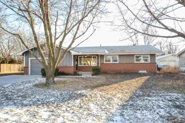 620 N Spruce St, Goddard, KS 67052 (MLS #561775) :: Graham Realtors