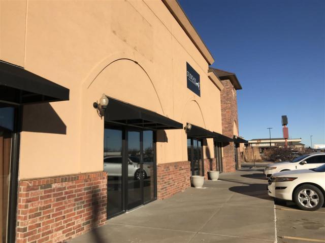 709 E Lincoln Blvd Ste 400, Hesston, KS 67062 (MLS #561816) :: On The Move