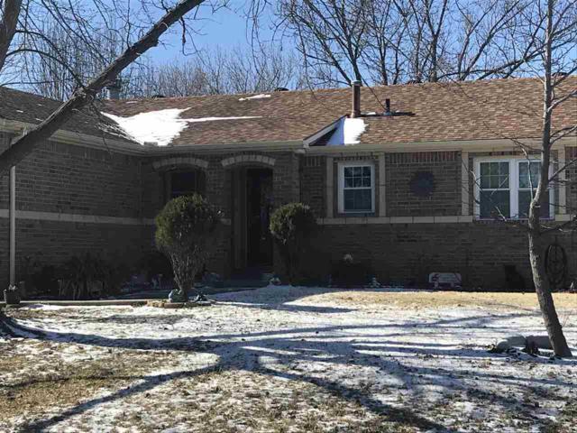 4109 Clarendon St, Bel Aire, KS 67220 (MLS #561841) :: Wichita Real Estate Connection
