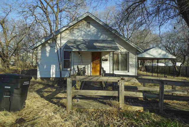 304 Gregg Ave., Augusta, KS 67010 (MLS #561846) :: On The Move