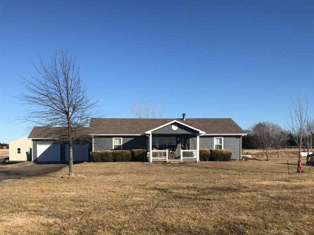 16156 SW Hunter Rd, Augusta, KS 67010 (MLS #561880) :: On The Move