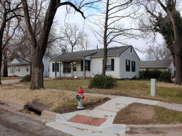1238 E Crowley St., Wichita, KS 67216 (MLS #561963) :: On The Move