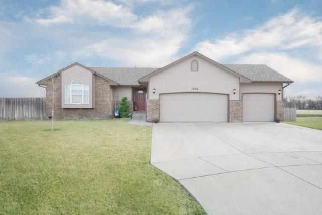 1236 Ridgeview Ct, Clearwater, KS 67026 (MLS #561981) :: Graham Realtors