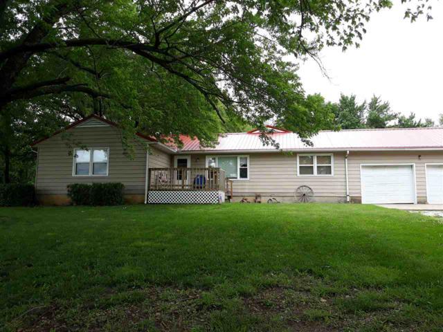 1115 Hwy 54, Eureka, KS 67045 (MLS #562014) :: Lange Real Estate