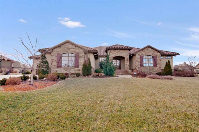 10501 E Crestwood St, Wichita, KS 67206 (MLS #562038) :: On The Move