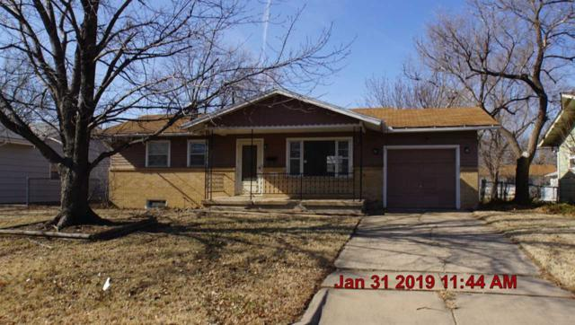 3057 S Bennett, Wichita, KS 67217 (MLS #562043) :: Wichita Real Estate Connection
