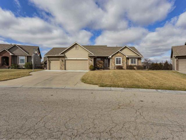 3061 N Covington Ct, Wichita, KS 67205 (MLS #562060) :: On The Move
