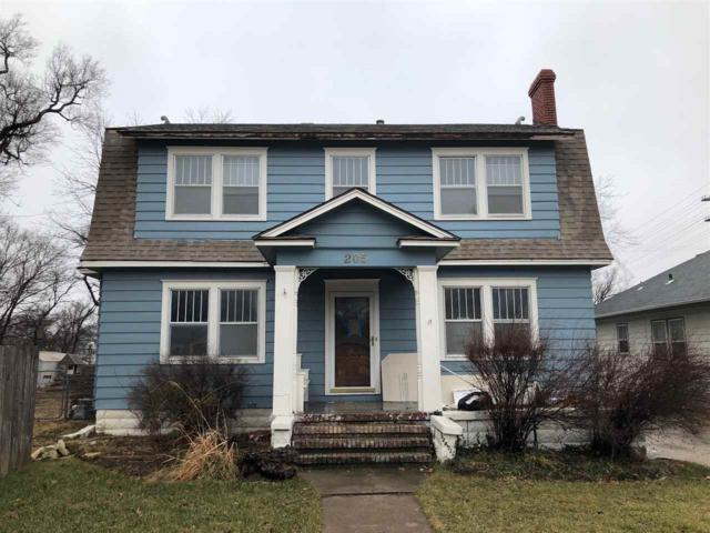 205 Main St, Augusta, KS 67010 (MLS #562126) :: On The Move