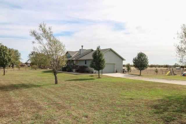 1713 E 140th Ave N, Mulvane, KS 67110 (MLS #562162) :: Wichita Real Estate Connection