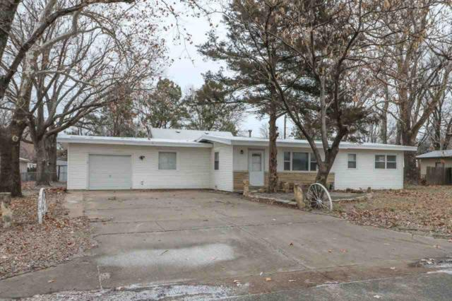 1012 W Mona, Wichita, KS 67217 (MLS #562168) :: On The Move
