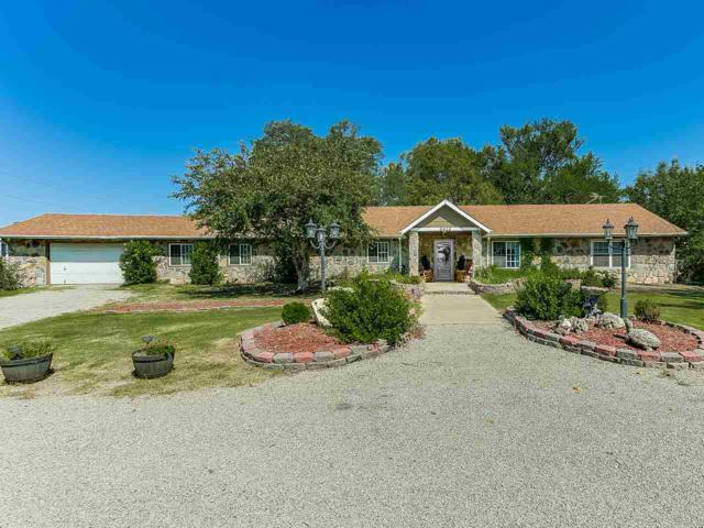 6424 W 119TH ST S, Peck, KS 67120 (MLS #562181) :: Wichita Real Estate Connection