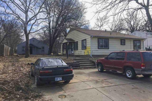 848 N Belmont Ave, Wichita, KS 67208 (MLS #562193) :: On The Move