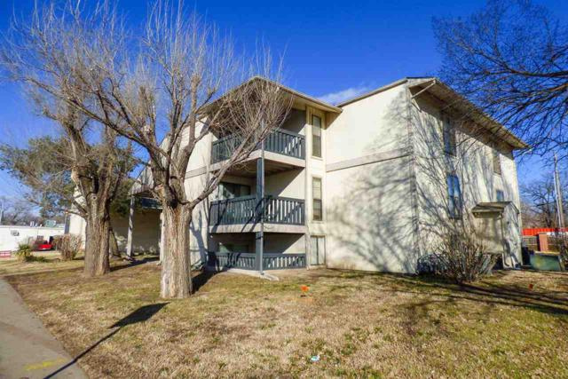 420 S Meridian Ave, Wichita, KS 67213 (MLS #562205) :: On The Move