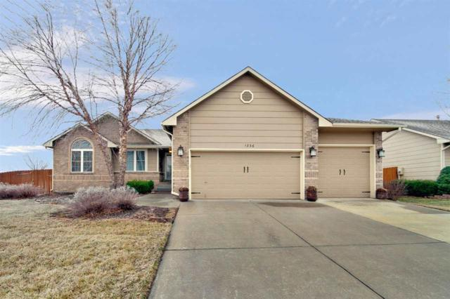 1336 N Robin Ct, Andover, KS 67002 (MLS #562257) :: On The Move