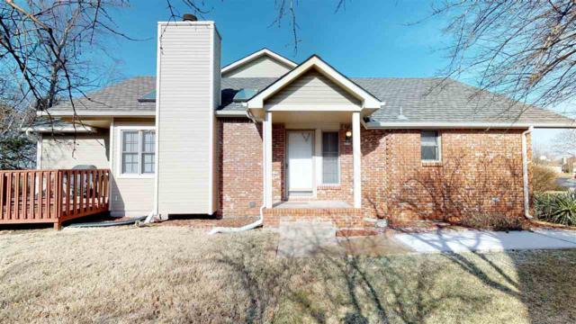 6515 E 30th St N #1401, Wichita, KS 67226 (MLS #562376) :: On The Move
