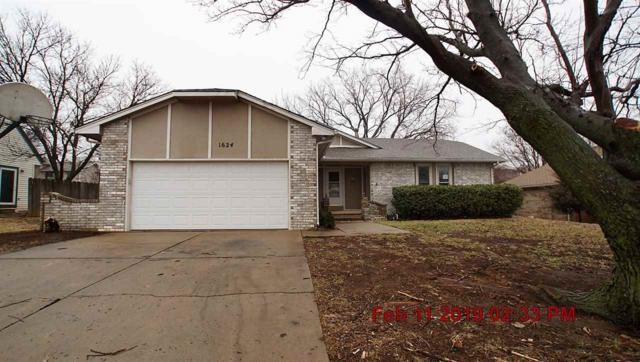 1624 Pinion Rd, Derby, KS 67037 (MLS #562400) :: Wichita Real Estate Connection