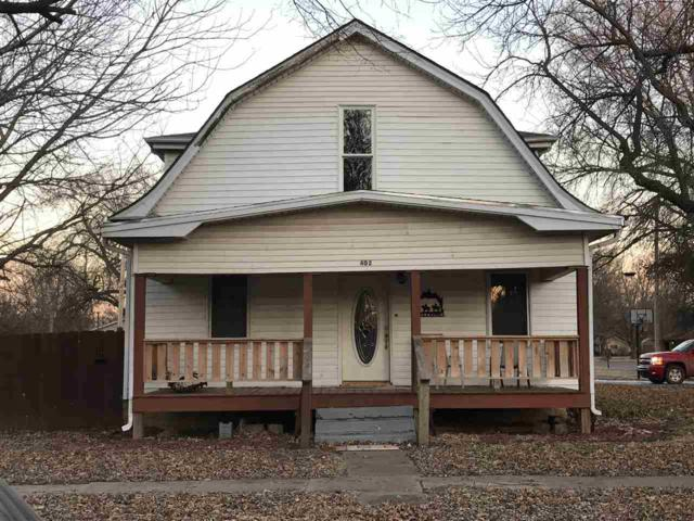 402 N Sumner Ave, Oxford, KS 67119 (MLS #562403) :: On The Move
