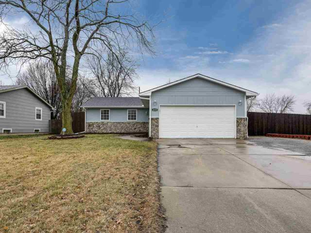 1633 N Main, Rose Hill, KS 67133 (MLS #562427) :: Graham Realtors