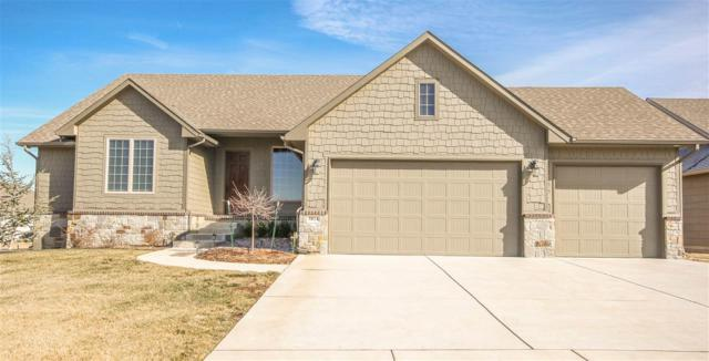 5824 E Wildfire, Bel Aire, KS 67220 (MLS #562437) :: Graham Realtors