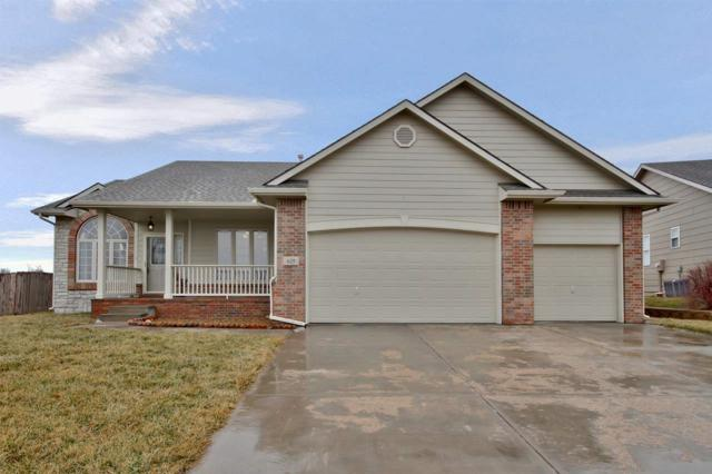 625 W Cedar, Benton, KS 67017 (MLS #562440) :: Graham Realtors
