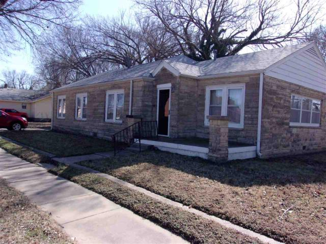 126 N 5, Arkansas City, KS 67005 (MLS #562454) :: Graham Realtors