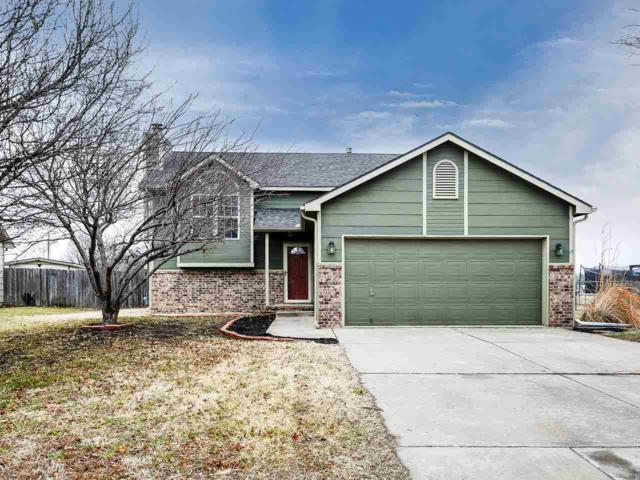 810 Deerfield Cir, Valley Center, KS 67147 (MLS #562455) :: Graham Realtors