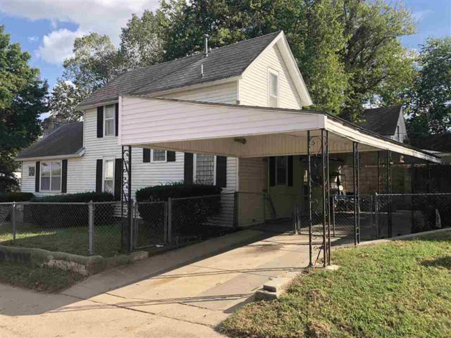 403 S D St, Arkansas City, KS 67005 (MLS #562466) :: On The Move